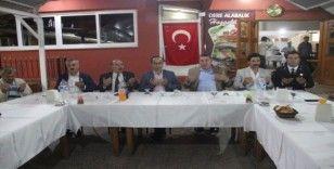 19 Eylül Gaziler Günü nedeniyle yemek programı düzenlendi