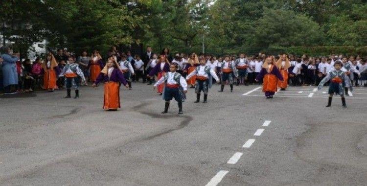 Safranbolu'da İlköğretim Haftası kutlaması