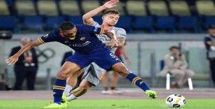 UEFA Avrupa Ligi: Roma: 4 - M. Başakşehir: 0 (Maç sonucu)