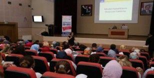 KO-MEK'ten usta öğreticilerine iş sağlığı eğitimi