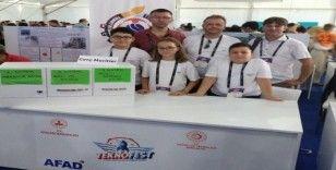 LTSO Bilsem Kırklareli'yi Teknofest'te temsil etti