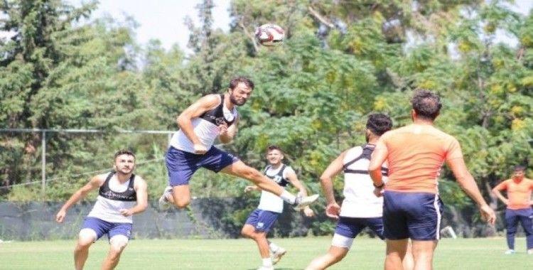 Hatayspor, Akhisarspor maçı hazırlıklarını tamamladı