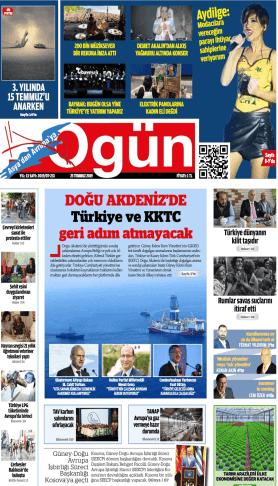 Ogün Gazetesi sayı:232