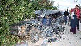 Kazada yaralanan 3 yaşındaki çocuk hayatını kaybetti