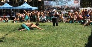Şeref Eroğlu Güreş Turnuvası tamamlandı