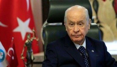 MHP Genel Başkanı Bahçeli hastanede
