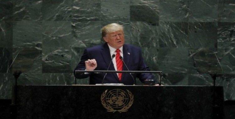 """Trump : """"İran halkı yoksulluğu azaltan bir hükümeti hak ediyor"""""""