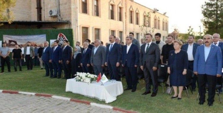 Harran Üniversitesi akademik açılış yılı töreni yapıldı
