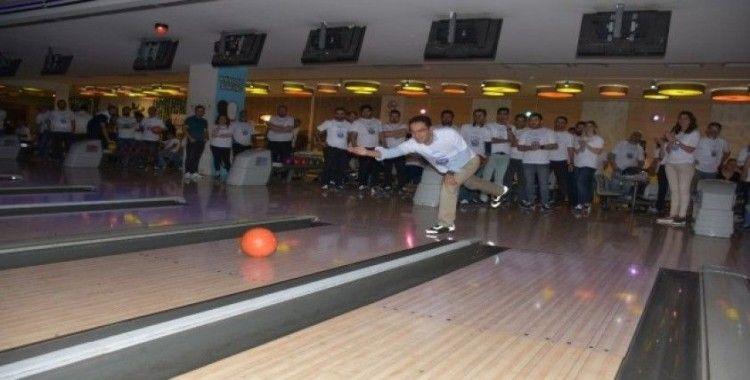 Limak Enerjı, basın mensuplarını 'Bowling Turnuvası'nda buluşturdu