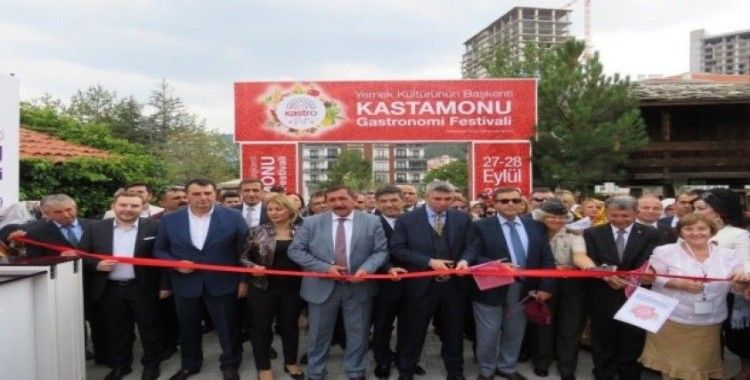 Kastamonu'nun yöresel ürünleri görücüye çıktı
