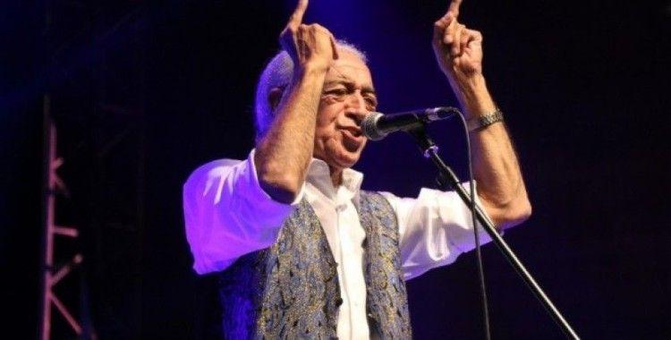Altın Safran Festivali'nde Edip Akbayram rüzgarı esti