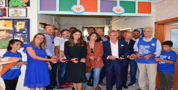 TEGV Mardin Savur Öğrenim Birimi Tasarım ve Beceri Atölyesi açıldı