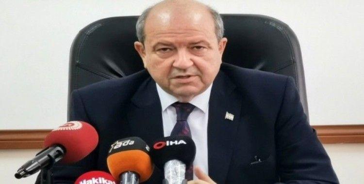KKTC Başbakanı Tatar'dan Yunanistan Başbakanı Miçotakis'e uyarı