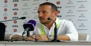 """Cüneyt Dumlupınar: """"Mağlubiyet için taraftarlarımızdan özür diliyoruz"""""""