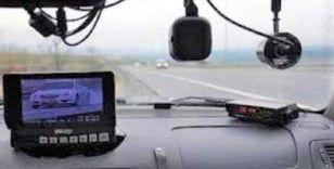 Tekirdağ'da hız denetiminde 360 sürücüye 110 bin lira ceza