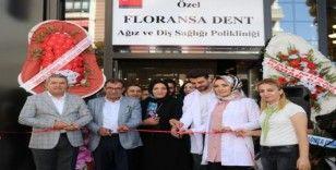 Van'da Floransa Dent Ağız ve Diş Sağlığı Polikliniği açıldı