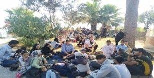 4 günde bin 57 düzensiz göçmen yakalandı