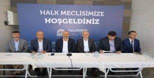 Başkan Büyükgöz, Adem Yavuz'da vatandaşları dinledi