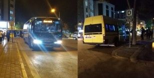 Halk otobüsü ve minibüs şoförlerinin hakaretleri Van'da halkını bıktırdı