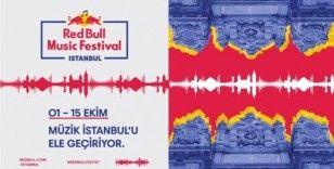 Red Bull House of Music başlıyor