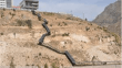 Gümüşhane'de öğrenciler yurda 550 basamaklı merdivenle çıkıyorlar