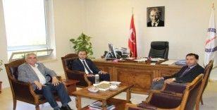 """Başkan Akağaç: """"Dumlupınar Meslek Yüksekokulu önümüzdeki yıl eğitime başlayacak"""""""