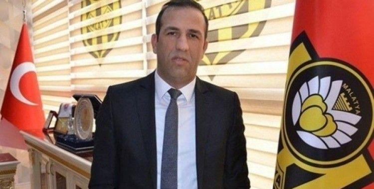 Yeni Malatyaspor başkanı Gevrek'in Antalyaspor maçı değerlendirmesi