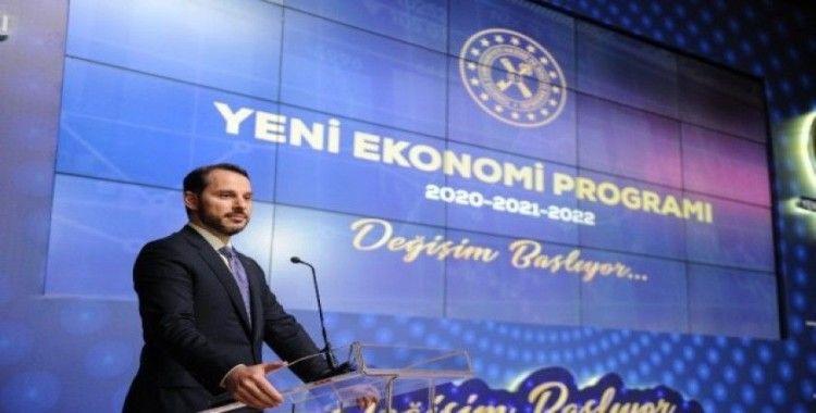 Bakan Albayrak ekonomideki yeni yol haritasını açıkladı