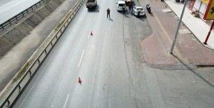 Seçici göz uygulamasında sürücülere ceza yağdı