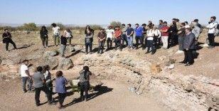 Öğrenciler Karacahisar Kalesini ziyaret etti