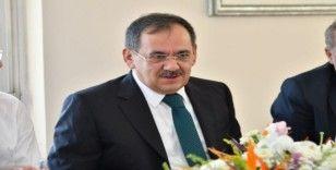 """Başkan Demir: """"Samsun TSO ekonomide çok önemli bir misyona sahip"""""""