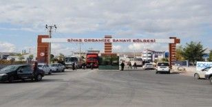 Sivas'ta ihracat azaldı