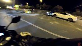 Ünlü Youtuber kaza geçirdi