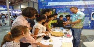 NEVÜ 4.Uluslararası Mersin bilim şenliğine katıldı