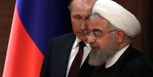 Putin ile Ruhani, Hürmüz Boğazı krizini görüştü