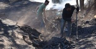 Kömür karası ellerle 'ekmek parası' mücadelesi