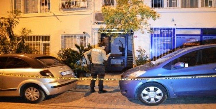 Beşiktaş'ta silahlı kavga: 1 yaralı