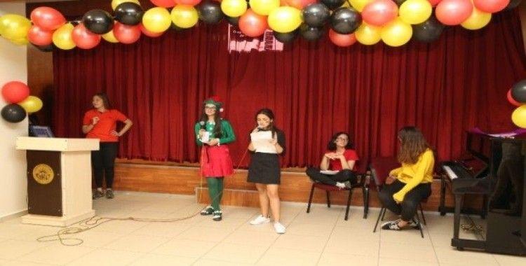 Gaziantep Kolej Vakfı'nda Alman Kültür Günleri