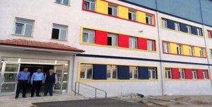 Hisarcık'a yeni İmam Hatip Ortaokulu inşaatı tamamlandı