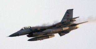 MSB: Haftanin bölgesine hava harekatında 2 PKK'lı terörist etkisiz hale getirildi