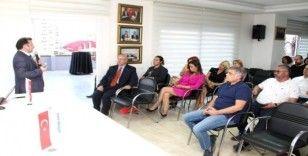 İŞKUR'dan Mersin GİAD üyelerine bilgilendirme