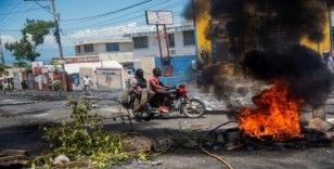 Haiti'de tansiyon yüksek