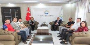 """Başkan Öztürk:""""Türkiye'nin Niagara'sı olan Kapuzbaşı Şelalesi için çalışmalar devam edecek"""""""
