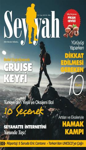 Seyyah - Ekim 2019