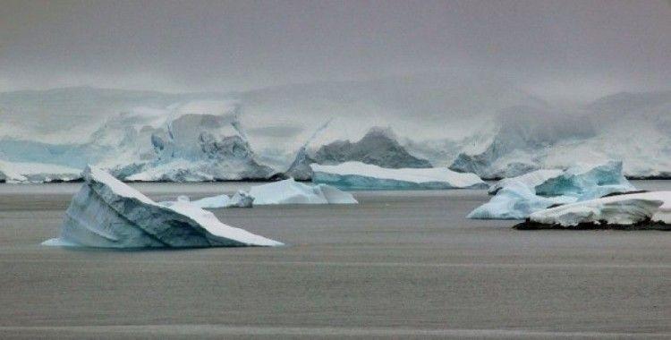 'Antarktika'daki buz kopmasının iklim değişikliyle ilgisi yok'