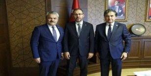 AK Partili vekiller Bakan Kasapoğlu'nu Karabük'e davet etti