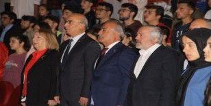 Türk Dil Kurumu Başkanı Prof. Dr. Gülsevin, 'Dilimizin Kemiği' konulu seminerde Türkçe'yi anlattı