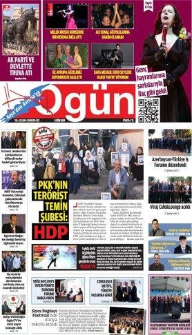 OGÜN Gazetesi Sayı:234