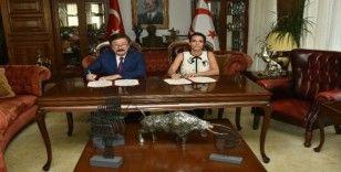 Türk kültürü işbirliği protokolüyle dünyaya tanıtılacak