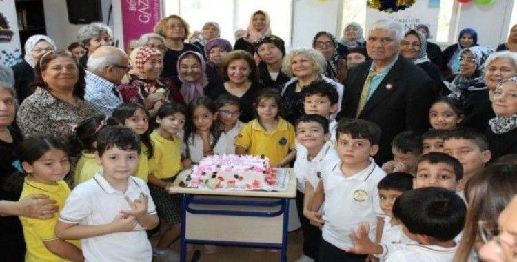Aktif Yaşam Merkezi, yaşlılar gününü kutladı
